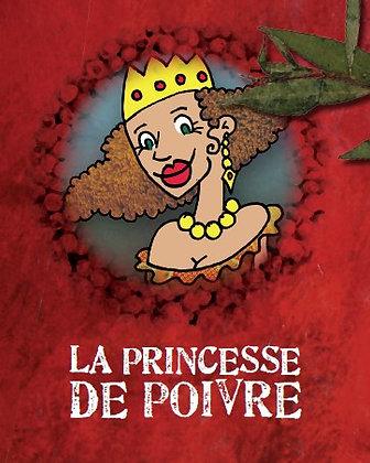 """Détemps L - """"La princesse de poivre""""  (wH20)"""