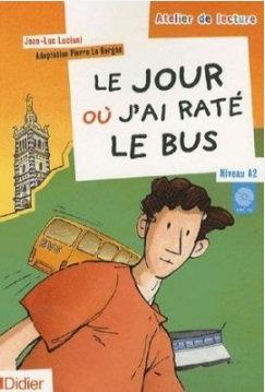 """Luciani Jean-Luc - """"Le jour ou j'ai raté le bus""""  (Pack wA89)"""