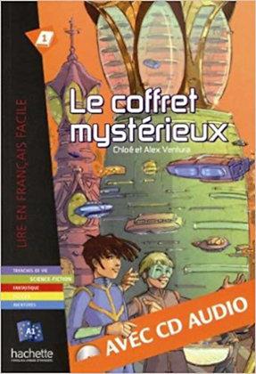 """Chloé et Alex Ventura - """"Le coffret mystérieux""""  (Pack wA100)"""