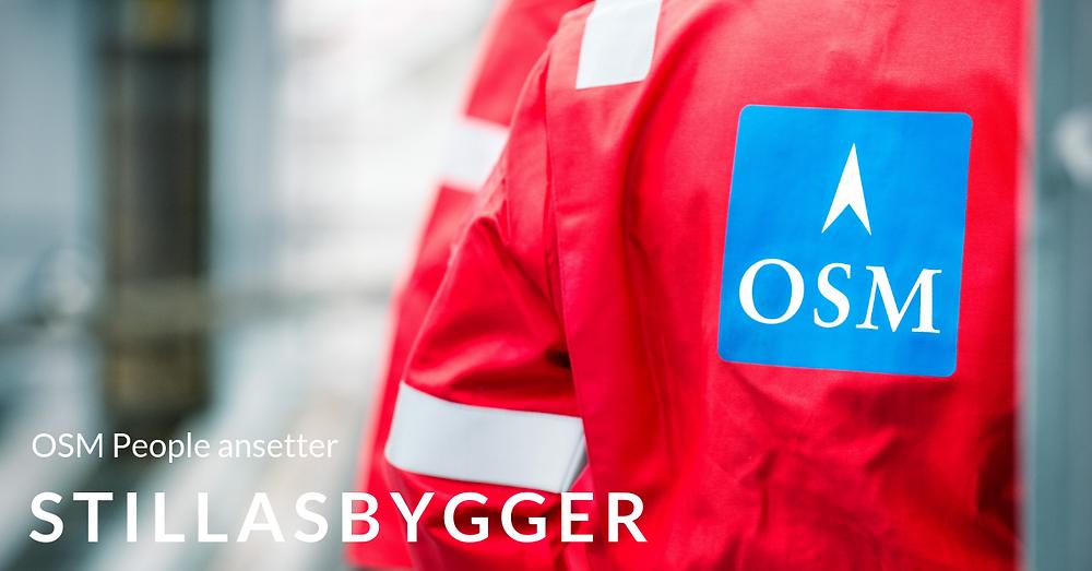 Søk jobb som Stillasbygger offshore hos OSM People