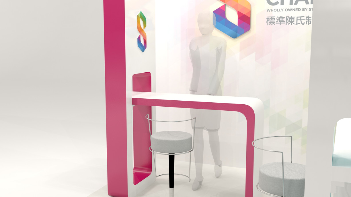 Standard Chan's Booth Design