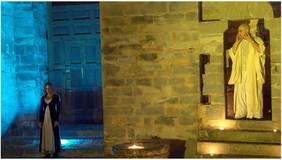 Velada artística Monasterio de Siresa