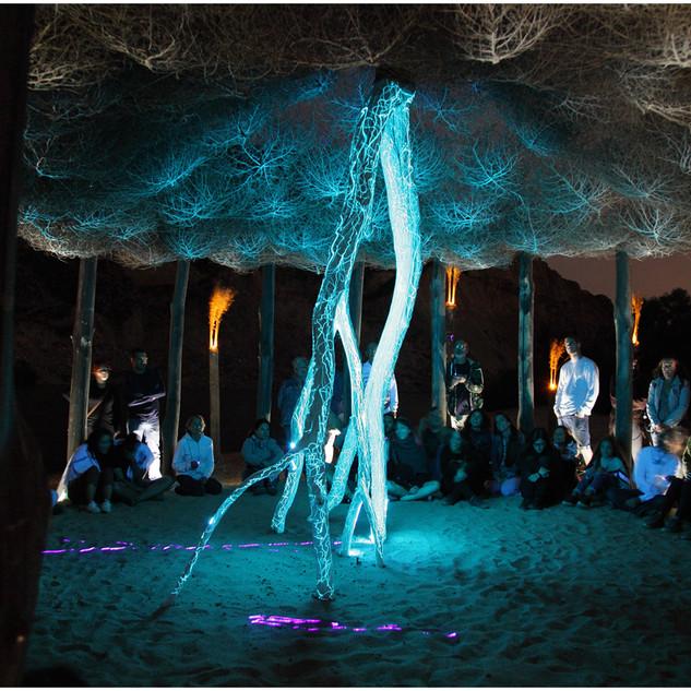 El Santuario de las luciérnagas