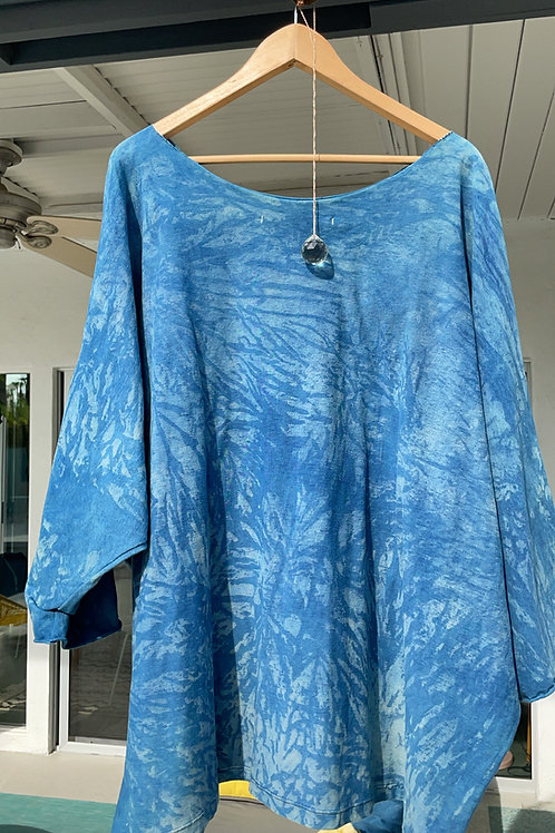 indigo blue teal