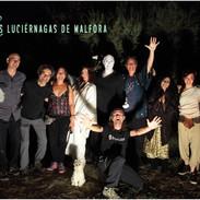 Equipo de Las luciérnagas de Malfora