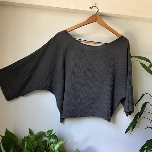 gray wander top