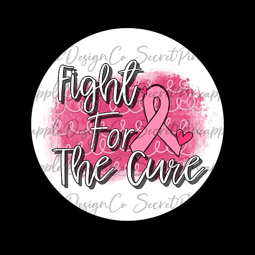 Fight For The Cure 🎀 • Sticker Sheet