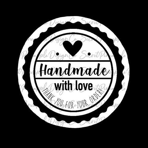 Handmade • Sticker Sheet
