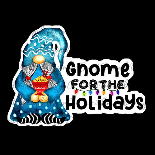 Gnome for the Holidays • Christmas • Sticker Sheet