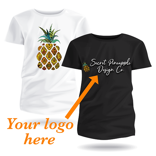 YOUR Custom Business Tee