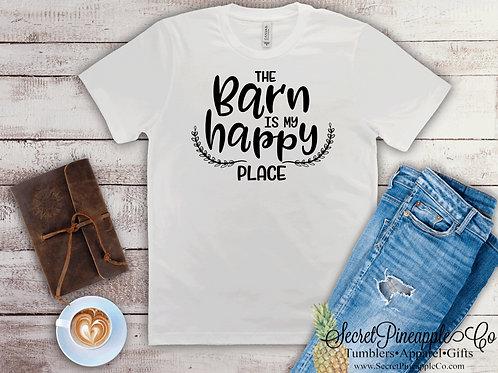 Barn Happy