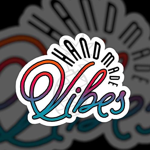 Handmade Vibes • Sticker Sheet
