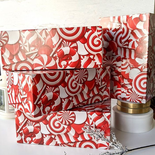 Candy Cane 10x6x4
