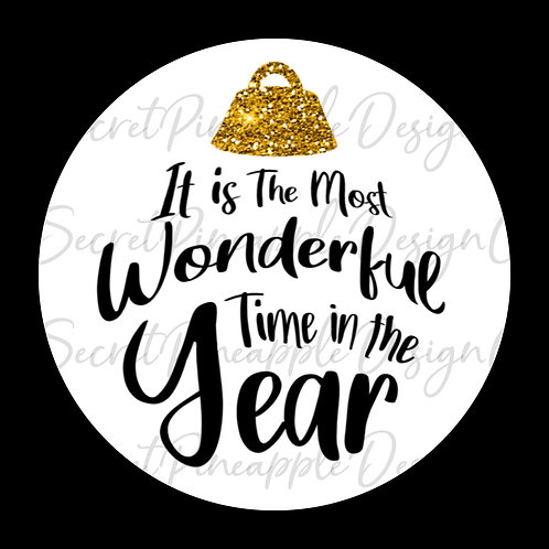 ✨ Wonderful Time • Christmas • Sticker Sheet