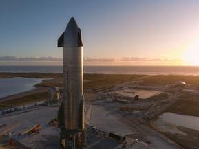 Lançamento da Starship SN15 acontece segunda dia 19 de abril