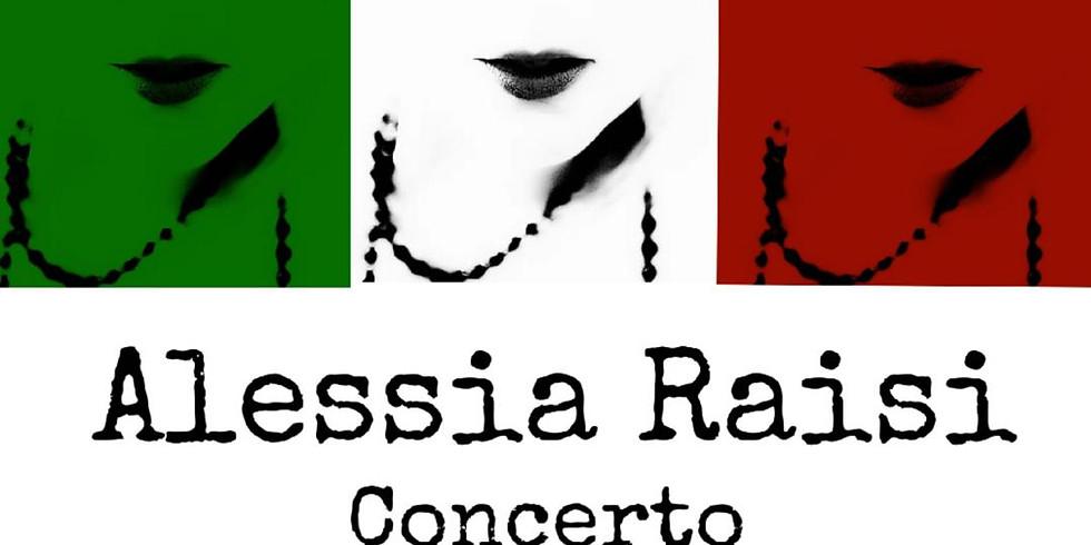 LIVE | Concerto com Alessia Raisi