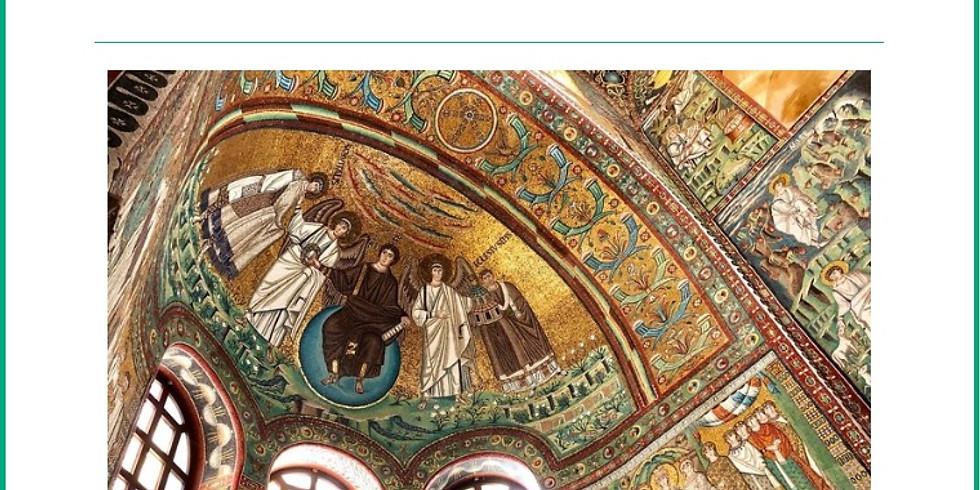 LIVE   Bate-papo sobre Ravena: História, Arte e Religião