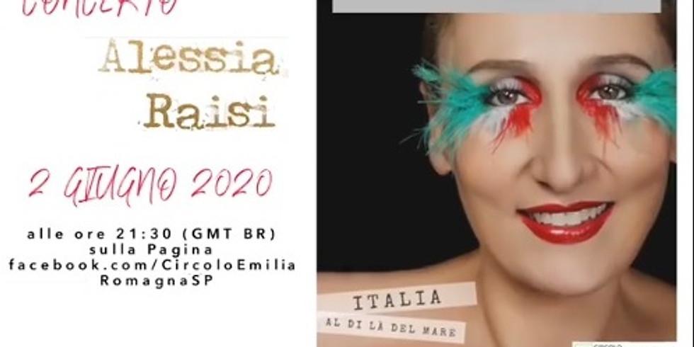 Concerto com Alessia Raisi
