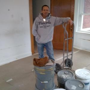 Louis Garcia, Remodel Manager