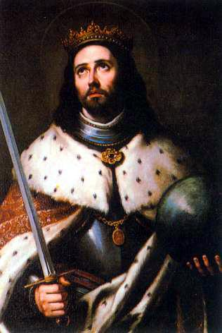 Saint Fernando III of Spain