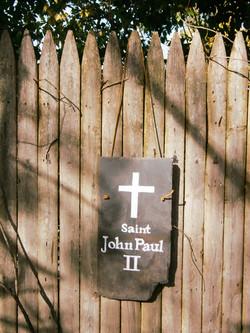 Fence of Saints, Mary's Glen