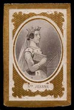 Saint Jeanne of Valois