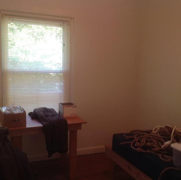 Sr. Emanuela's room before sponsorship