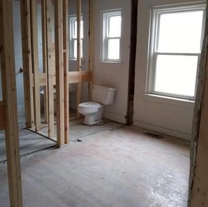 Handicapped Bathroom Remodel