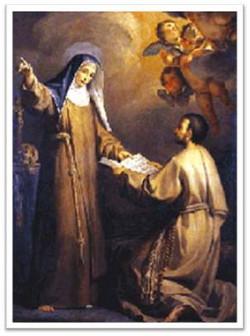 Saint Hyacinth of Mariscotti