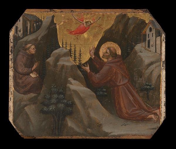 Lorenzo_Ghiberti_-_Saint_Francis_Receivi