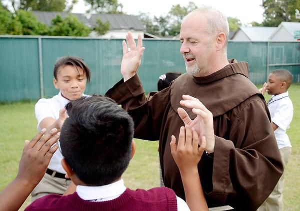 friar and children.jpg