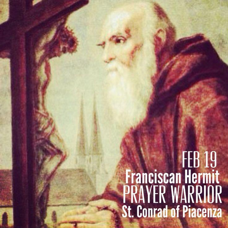 Saint Conrad of Piacenza