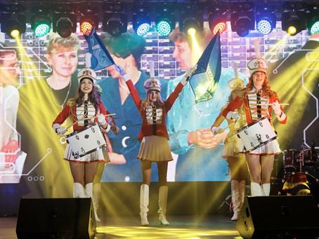Группа компаний Промэлектоника Юбилей 25 лет Екатеринбург.