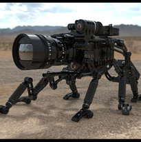 RED - scorpion base _red_epic #redcamera