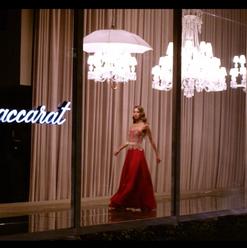 Baccarat 250 Anos Fashion Film