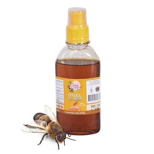 Miel de abeja X200gr