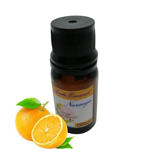 Aceite Esencial De Naranja Dulce 10 mm