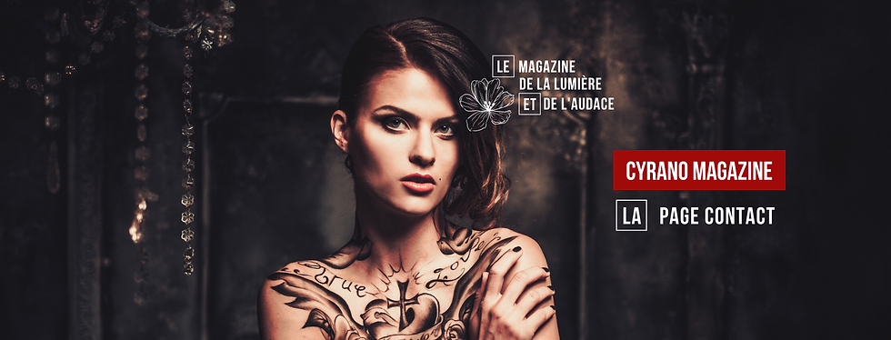 CYRANO Magazine
