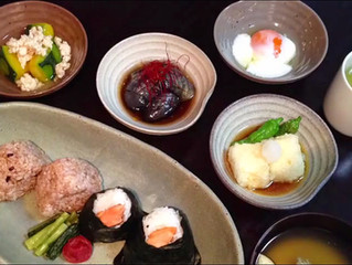 light Kyoto-style home cooking with boiled vegetable - Obanzai
