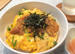 KATSU-DON - Every Japanese people loves it