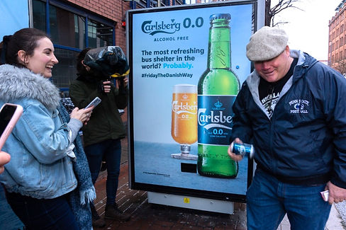 advertising pr photography carlsberg public relationship northern ireland