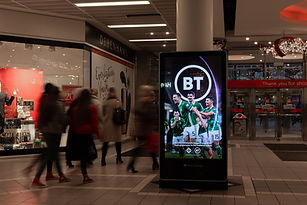 Castlecourt Shopping Centre Advertising photography Northern Ireland