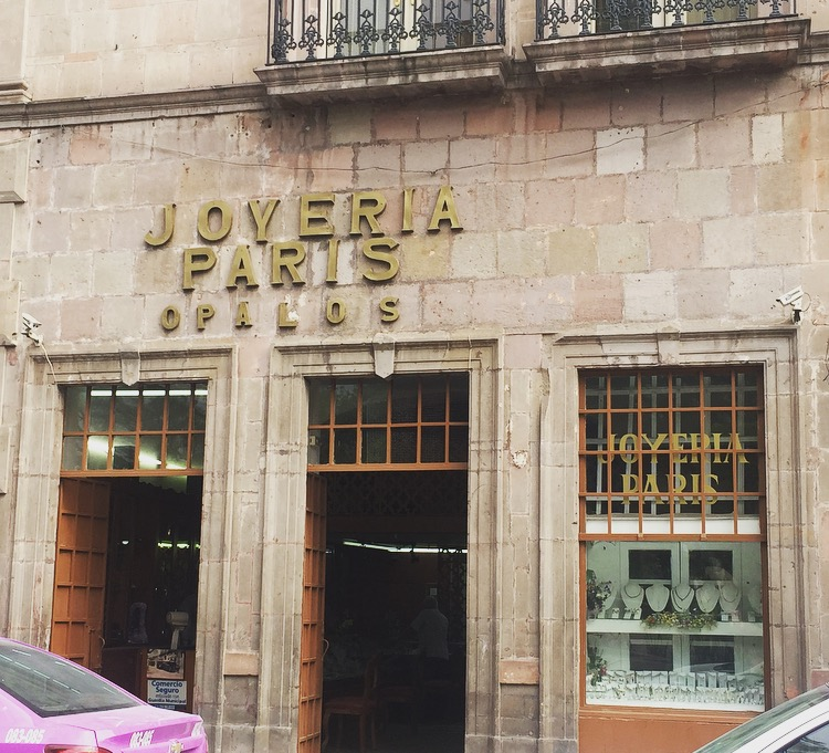 JOYERIA PARIS