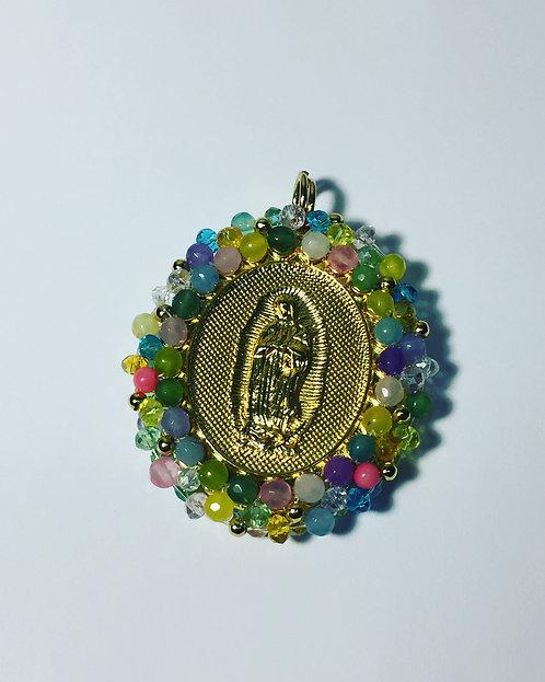 Medalla Virgen Gpe. chapa. 002410133313