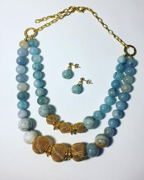 Collar Piedras. 008410121893