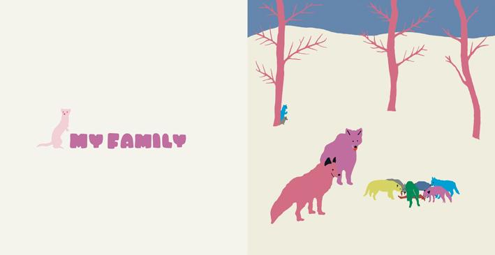 ぼくの家族 −6−