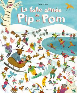 La folle année de Pip et Pom