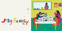 ぼくの家族 −1−