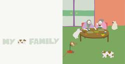 ぼくの家族 −2−