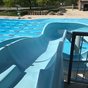 Pool and Waterslide Repair